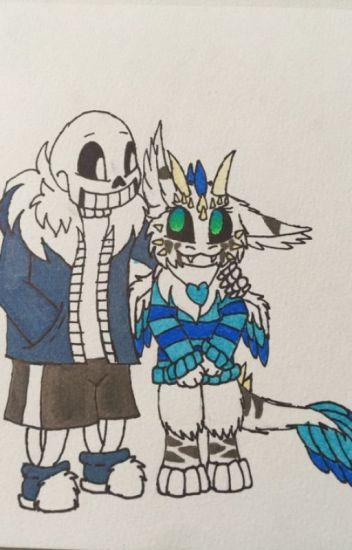 Sans X Dutch Angel Dragon Reader Sora The Dutchie Wattpad
