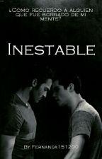 Inestable - Sterek by Fernanda151200