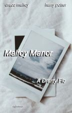 Malfoy Manor | Drarry | *Discontinued* by uqlymoon