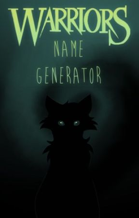 Warrior Cats Name Generator - ~15~ ~Water Related Names