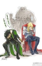 Un mes con Loki. (Thorki) by Scryble02