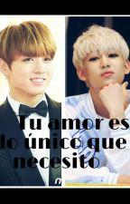 Tu amor es lo único que necesito [ jungkook, bambam y tu ] by adrianita15