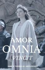 AMOR OMNIA VINCIT [GAME OF THRONES AU] by andylovesdua