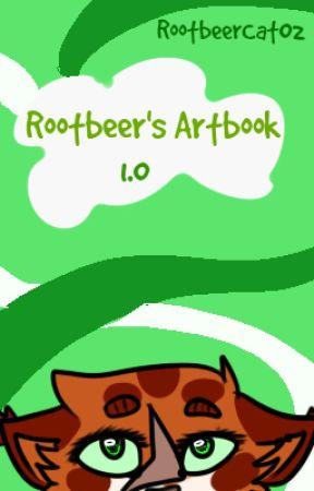 Rootbeer's Artbook by RootbeerCat02
