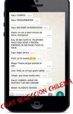 Chat de la selección chilena🇨🇱🇨🇱 by EduVargas1102