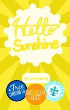 Hello Sunshine by gezusgeek