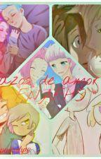 """LAZOS DE AMOR♡  (FNAFHS) by senpaiLesly13"