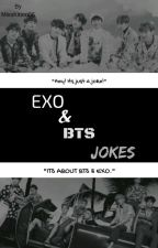 EXO & BTS JOKES by MissKitten06