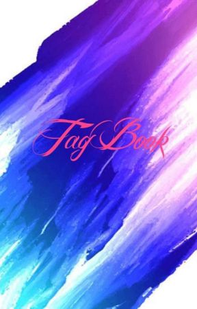 Tag Book by A_Proud_Gryffindor