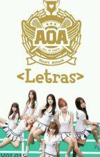 AOA Letras by Y0L015