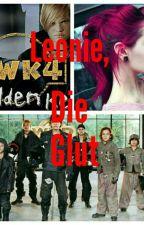 Leonie, die Glut (DWK vs. Die Wölfe und Silberlichten) by Luciana-tami