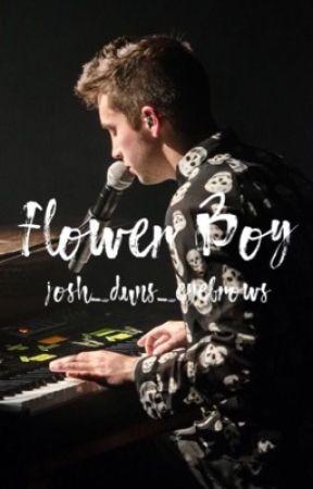 Flower Boy | Tyler Joseph x Reader |  by josh_duns_eyebrows