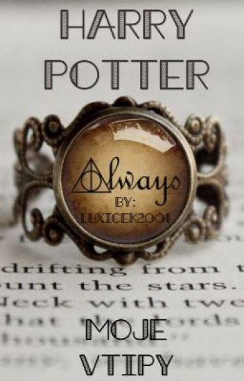 Harry Potter Moje vtipy