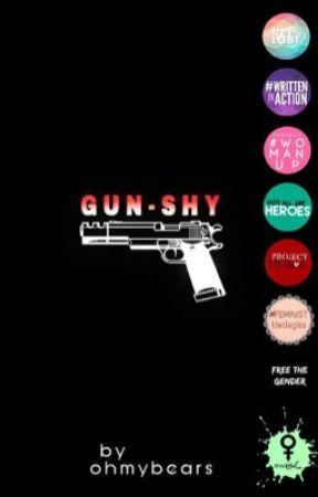 Gun-Shy by ohmybears