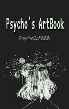 💭Psycho's ArtBook by PsychoCat666