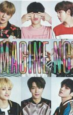 IMAGINE NCT by JustKi13