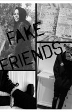 Fake Friends ||L. D.|| ZAWIESZONA by domiiiniiikaxd