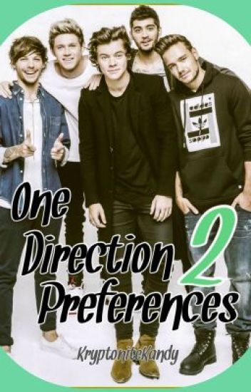 One Direction Preferences... TWO!