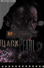 My Beautiful Black Pearl by Danio_o