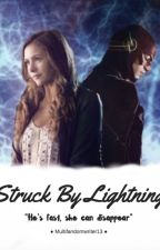 Struck By Lightning ⚡️ Barry Allen by thebarcaweirdo