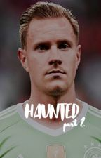 Haunted II - Marc-André ter Stegen {Terminada} by julianafcb3