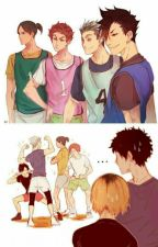 Recueil x Reader Haikyuu  by DragonneMusic
