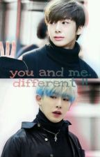 you and me . different !! [Hyungwonho] by dyodolmeme_ina