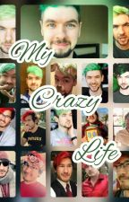 My Crazy Life. Jacksepticeye X Reader (Sisterplier) by TBNRbesty1110MC