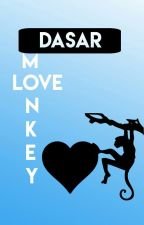 Dasar Monkey Love by SKGiDEA