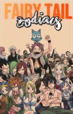 Fairy Tail Zodiacs by AniMeGuRl216