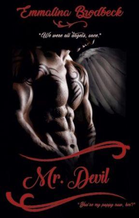 Mr. Devil  by xCookie17