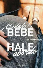 ¡Cuidado bebé Hale abordo! -Sterek/Mpreg by madmaximoff