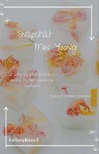 Snapchat ||Suga||✔ by XxYongWooxX