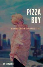 • Pizza Boy • by Attackonpiranhas