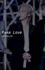 Fake Love || Jimin BTS by mitsu_xx