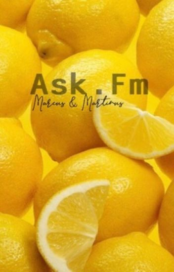 Ask.fm - M.G