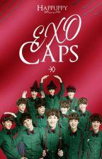 EXO CAPS (√) by Happuppy