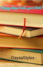 Knjige koje treba pročitati!!!  by DayaaStyles
