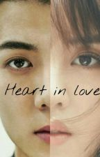 Heart in love《 Oh Sehun 》 by KpopMaravilhoso