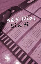 365 días sin tí by Nirade_Black