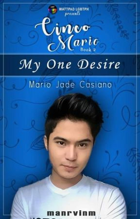 Jade: My One Desire (Completed) by vincentmanrique