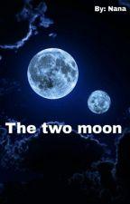 The two moon by Nana_manami