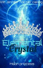 Crystal Of The Elements by Ladymajestic13