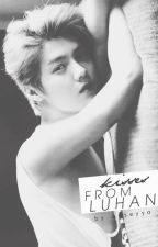 Kisses from Luhan by ayseyya