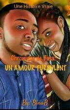 Chronique De BINA: Amour Turbulent by BinaB05
