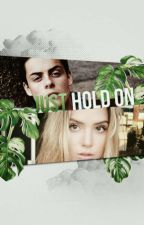 just hold on || chris schistad by rosada_