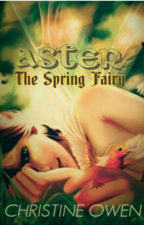 Aster the Spring Fairy by Christine_Owen