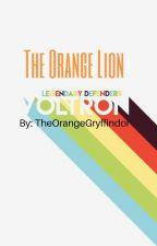 Voltron Legendary Defender- The Orange Lion by TheOrangeGryffindor