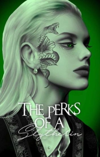 The Perks of A Slytherin - Tom Riddle {Very Slow Updates}