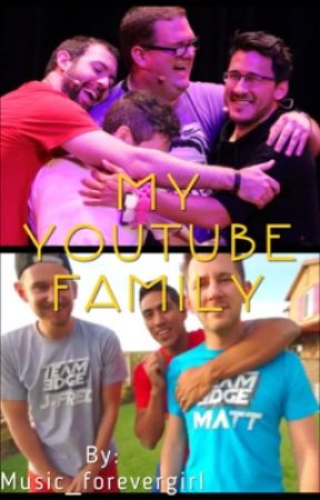 My YouTube family by music_forevergirl